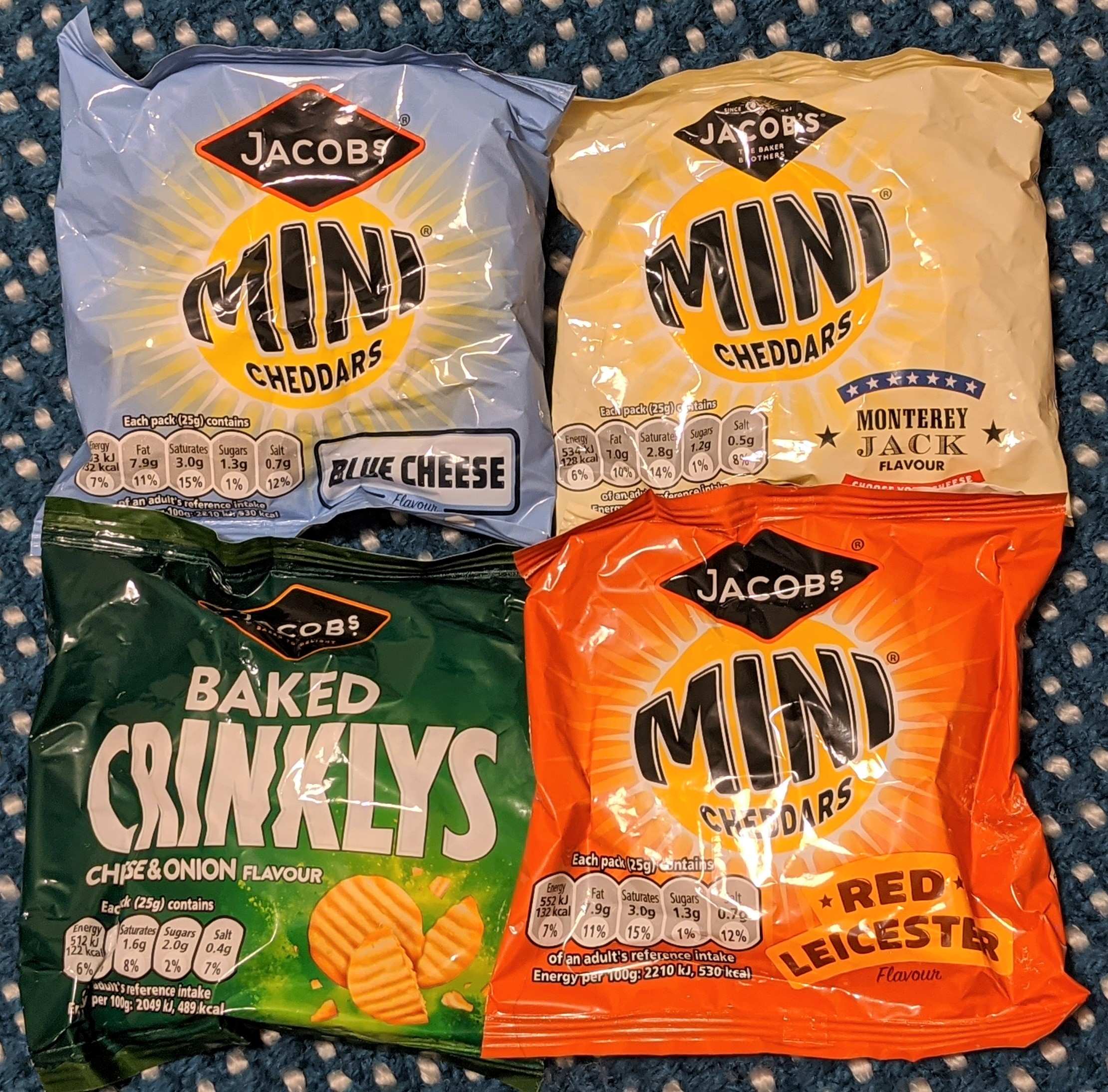 Mini Chedders Collection 02