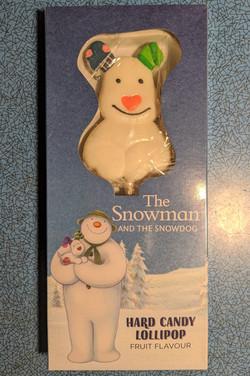 SnowDog Lolly