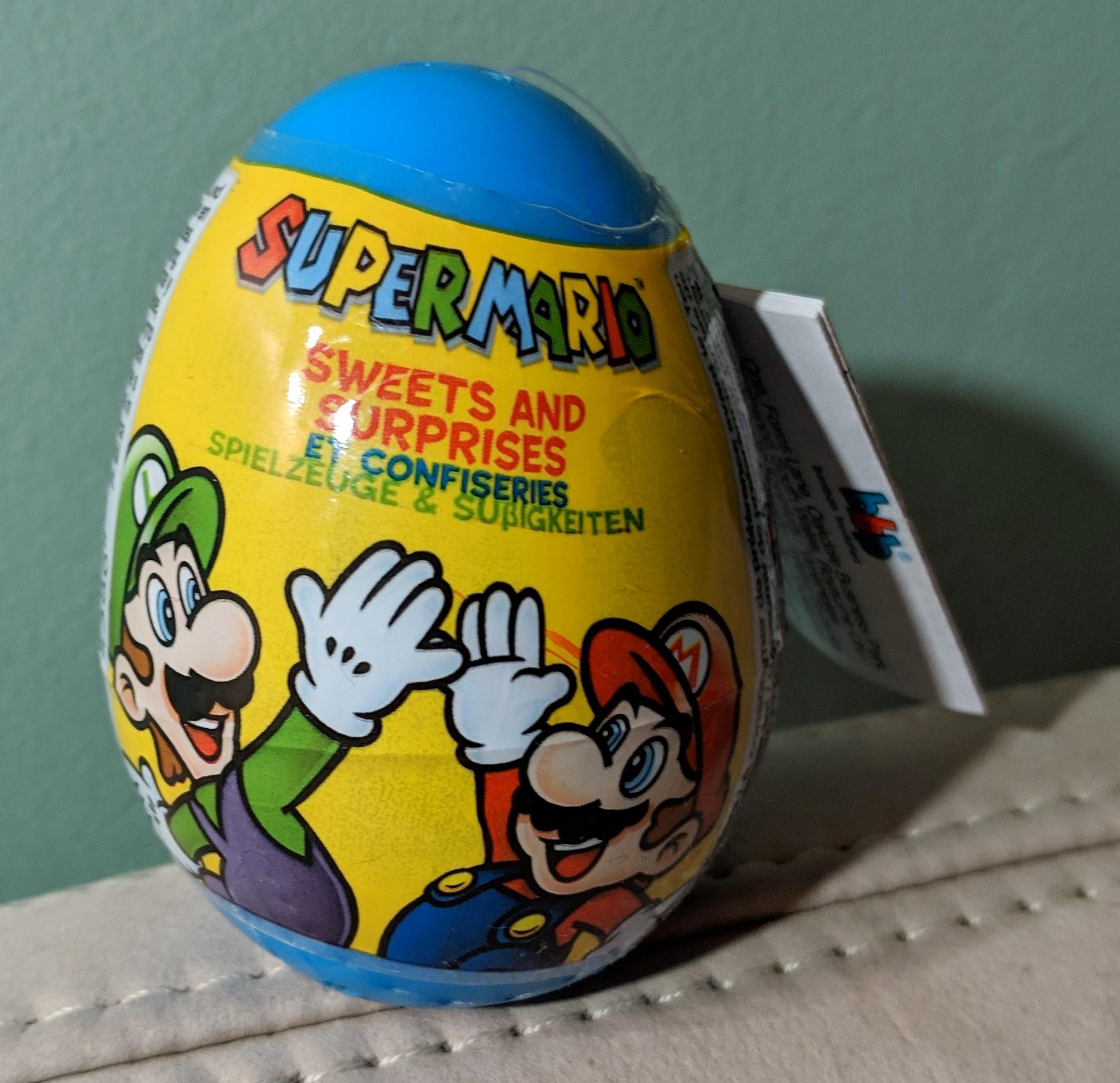 Super Mario Egg