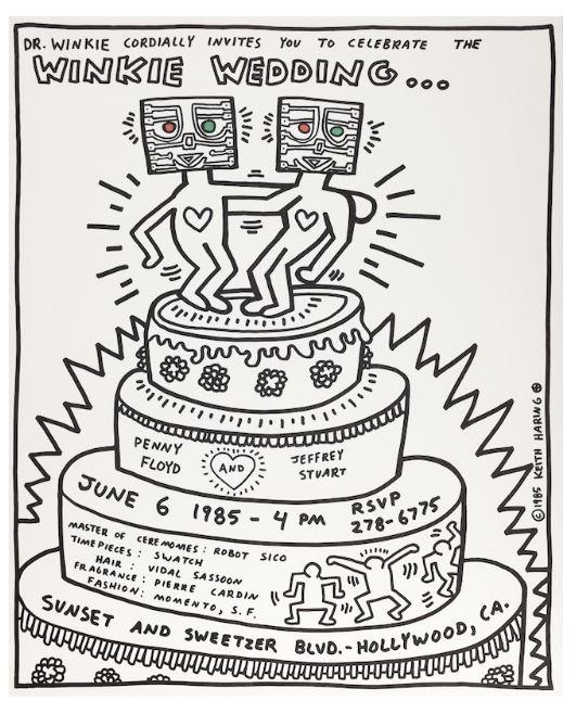 Winkie Wedding