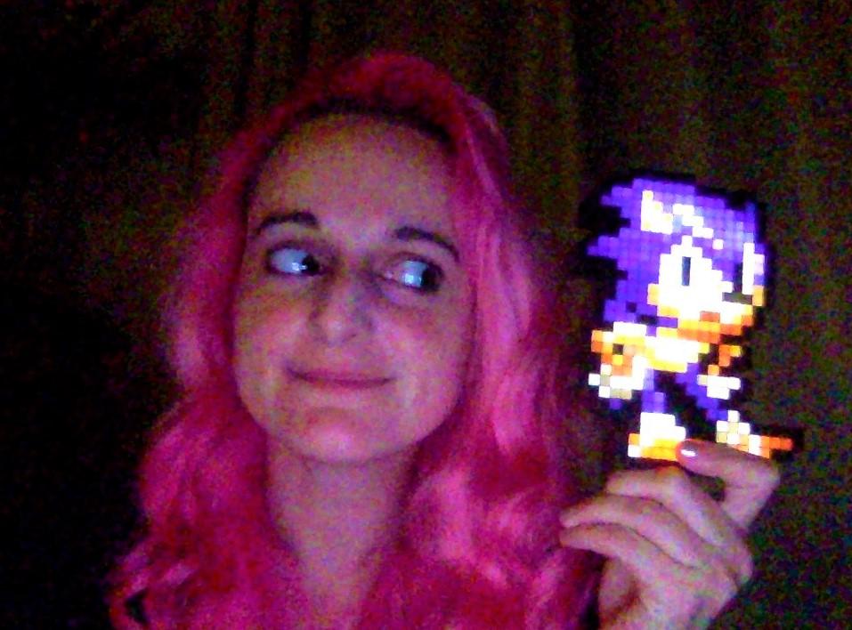Sooz and Sonic