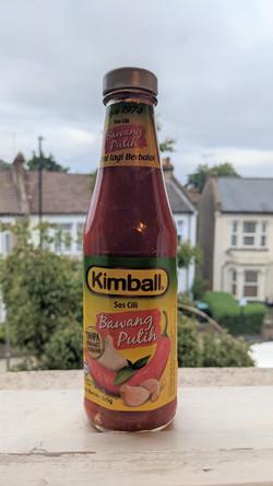 Kimball Bawang Chilli Sauce