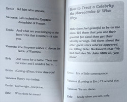 Morecambe & Wise Book Pages