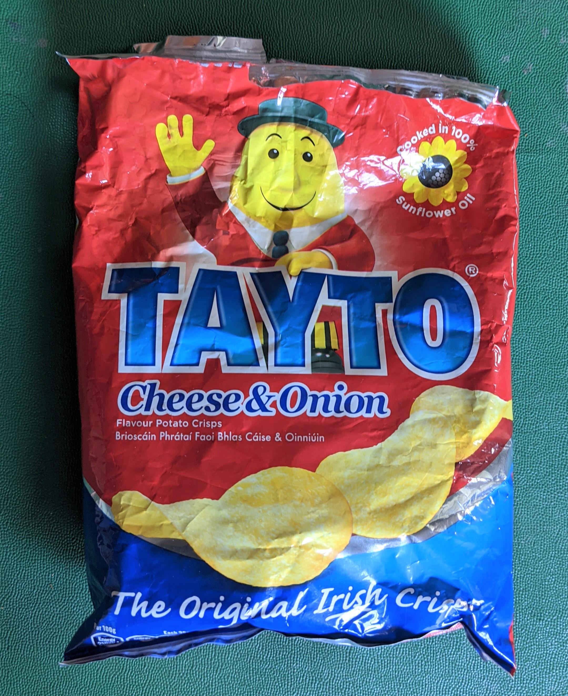 Tayto Original
