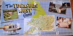 Treasure Hunt Game