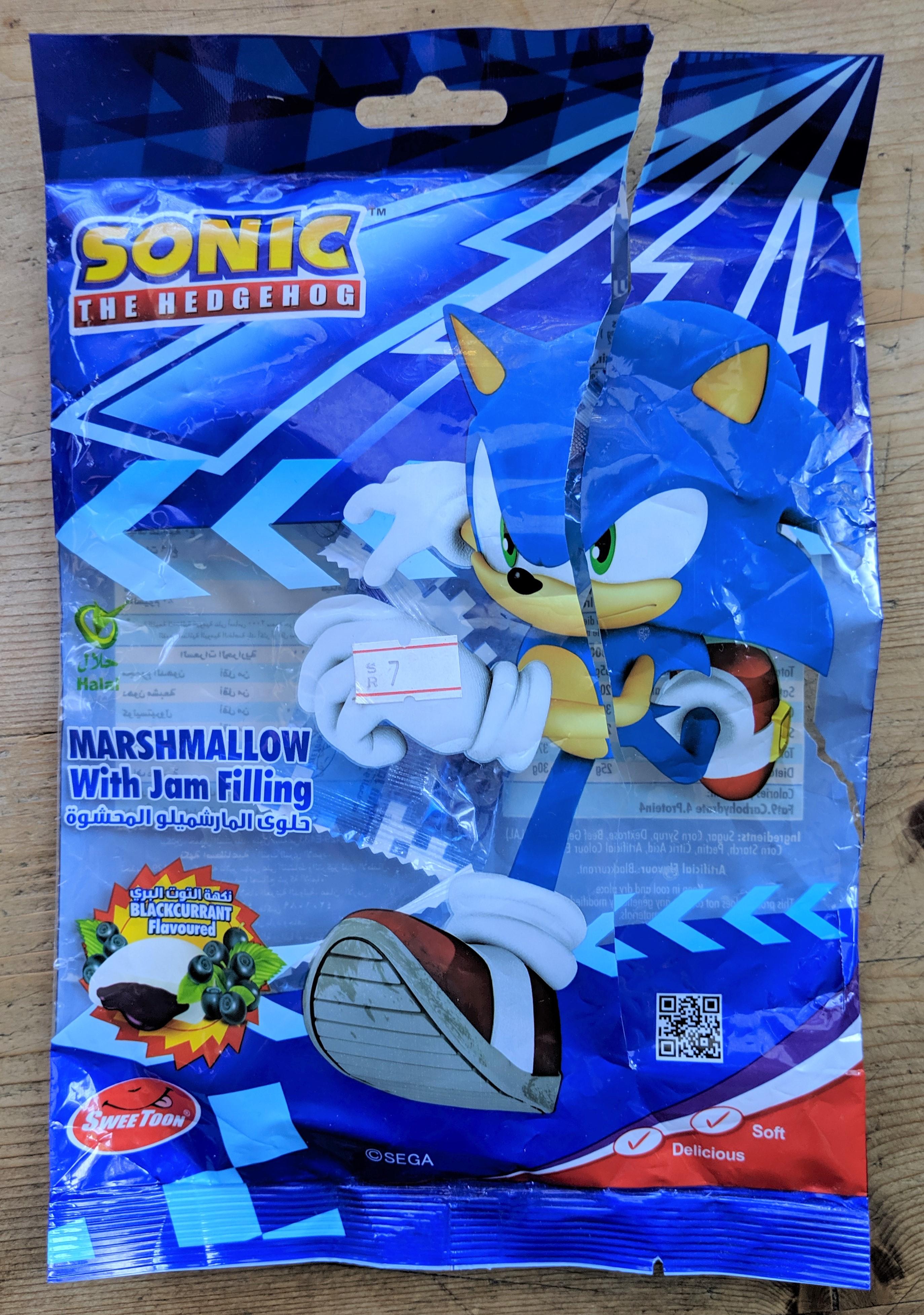 Sonic Marshmallows