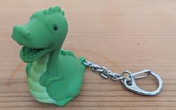 Dino Keychain 01