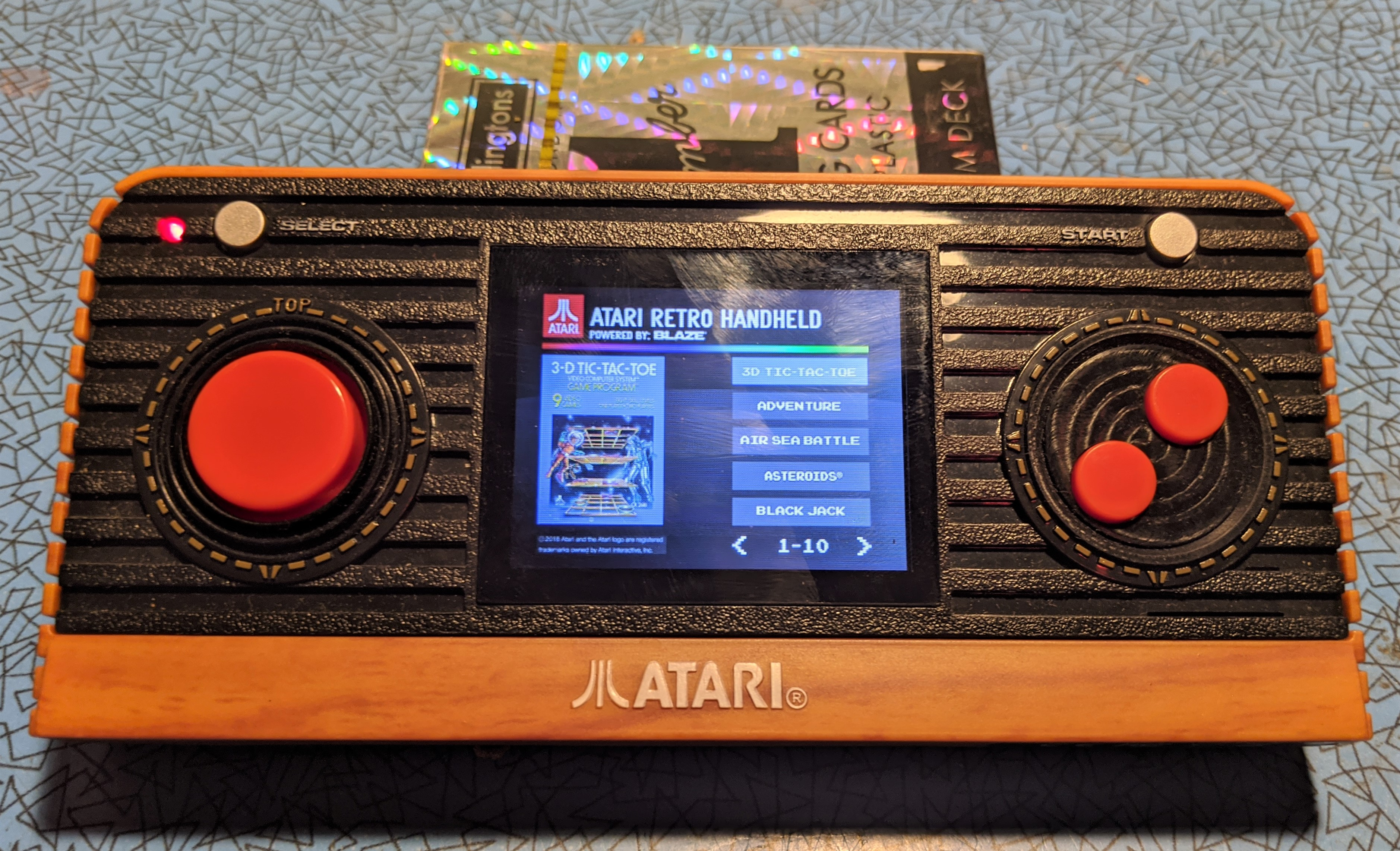 Portable Atari