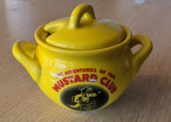 Mustard Club Pot