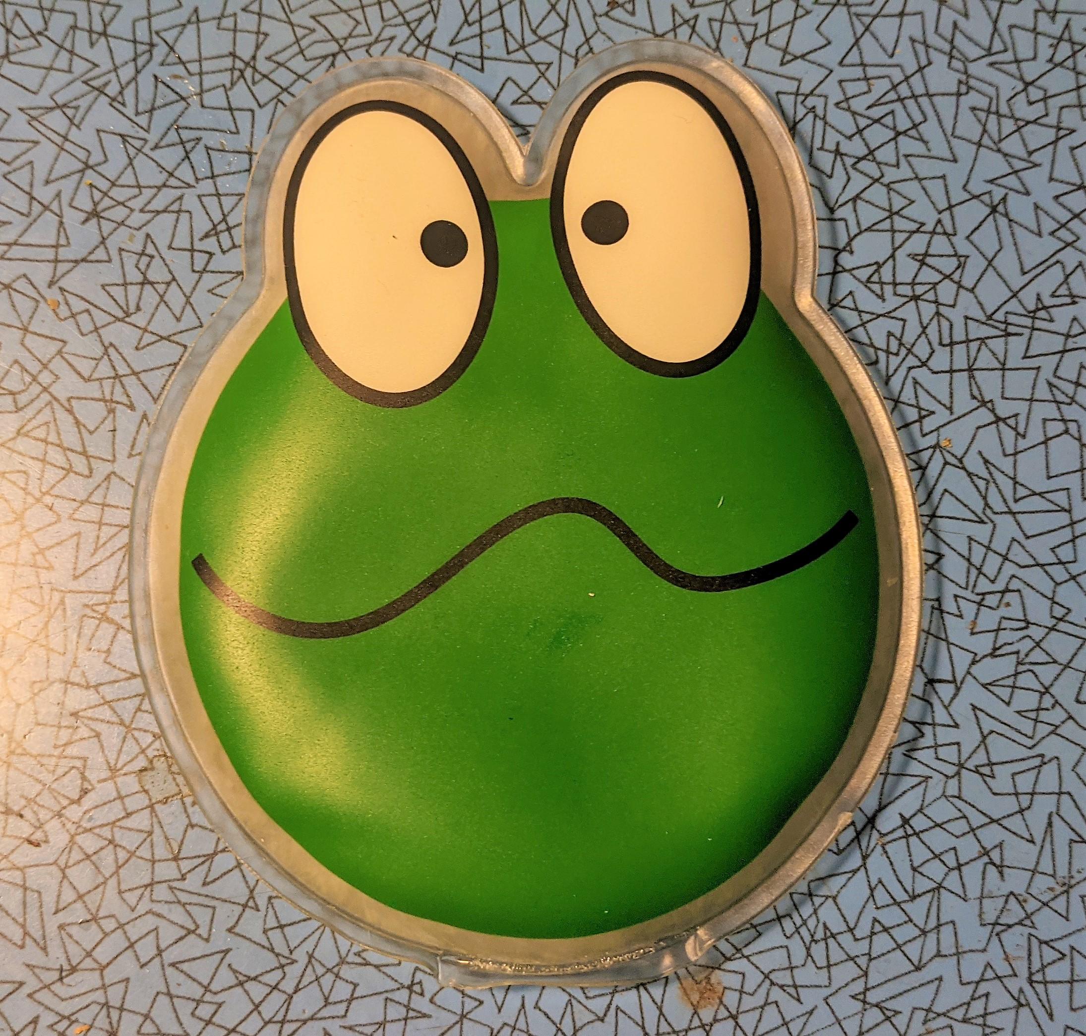 Frog Warmer