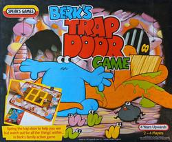 Trap Door Board Game Front