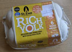 Rich Yolk Free Range 6