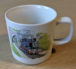 Thomas The Tank Engine Cup