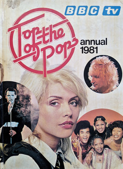 Top of the Pops Annual 1981