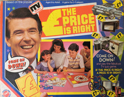 The Price Is Right Box