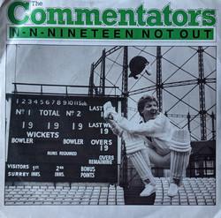 The Commentators Vinyl Front