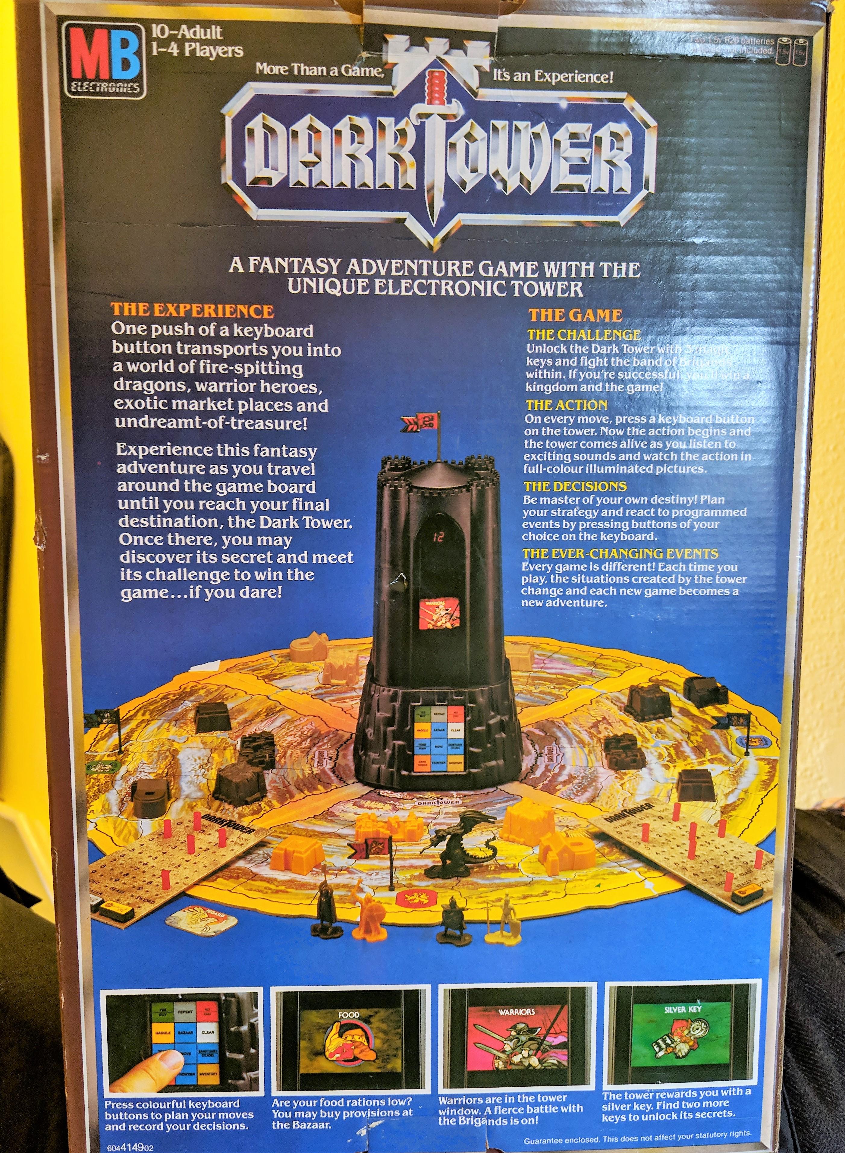 Dark Tower (Back)