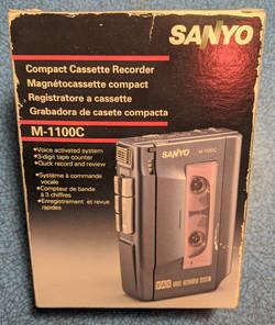 Sanyo Boxed
