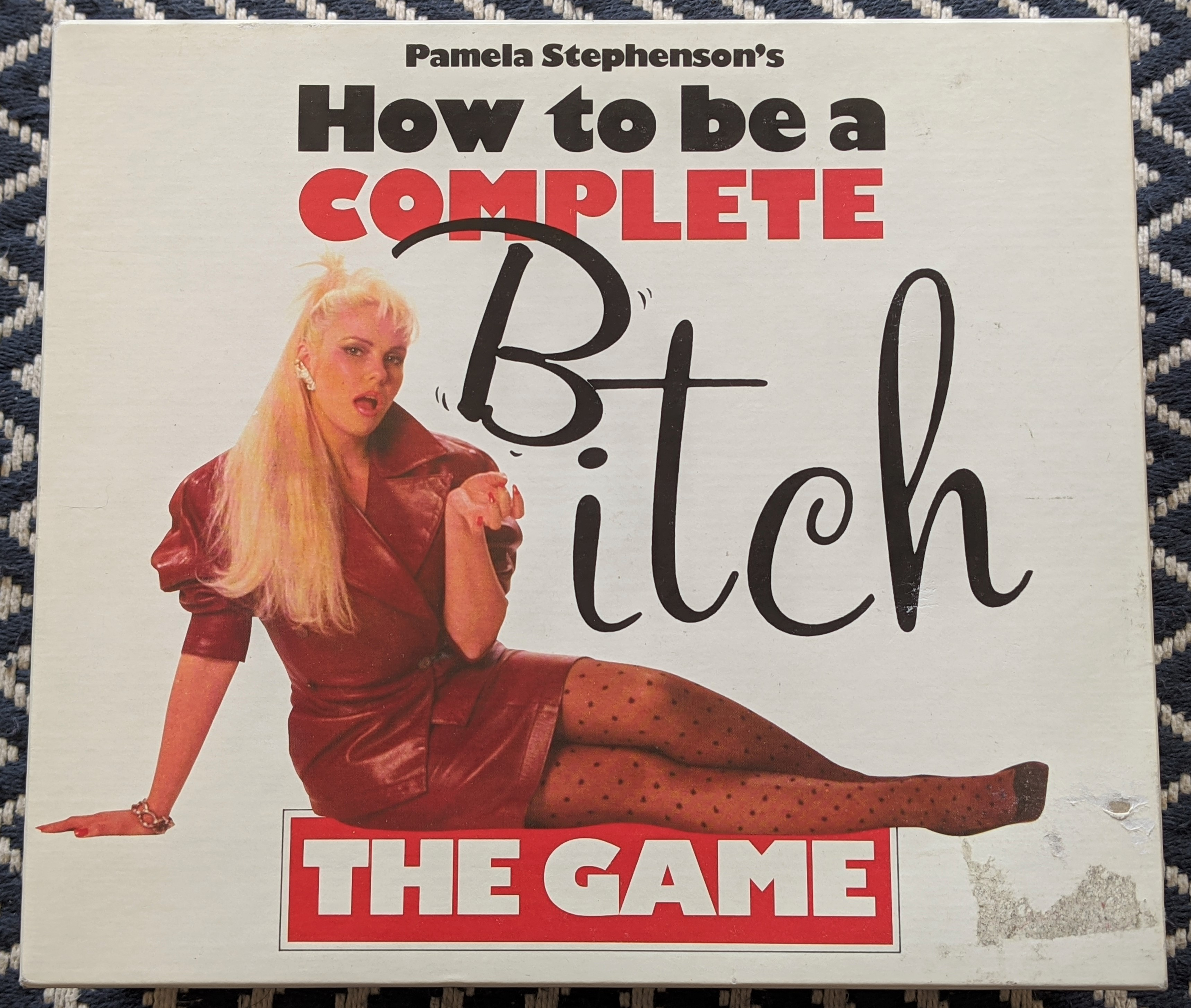 HTBAC Bitch Game Box