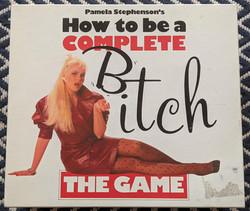 HTBAC Bitch Game Box