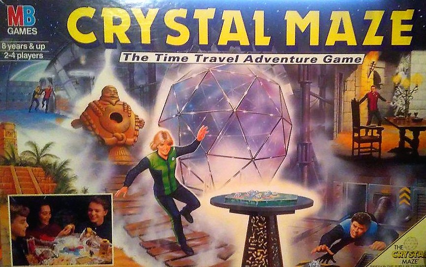 Crystal Maze Game