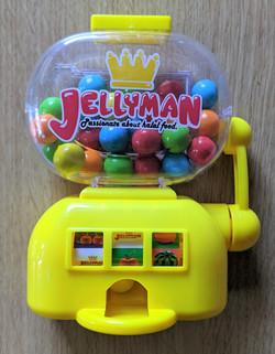 Jelly Man Fruit Machine