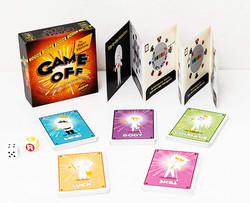 Game Off Cards