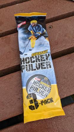 Hockey Puck Supersalt