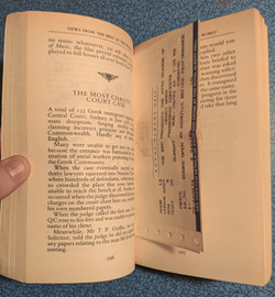 A book of Tickets