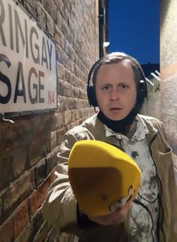 Roving Reporter Gannon