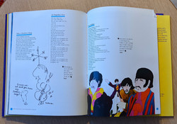 Beatles Book Inside