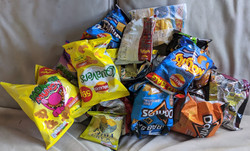 All The Crisps!