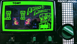Tomy Knight's Mission