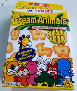 Dream Crackers
