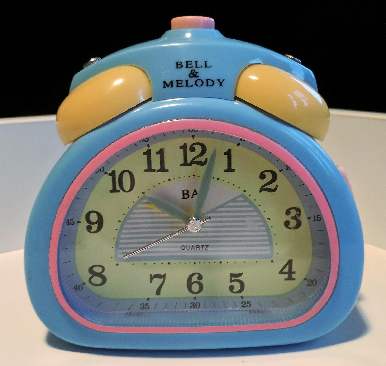 Melody Bell Clock