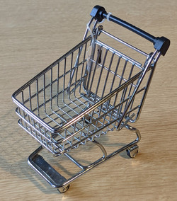 Wee Shopping Trolley
