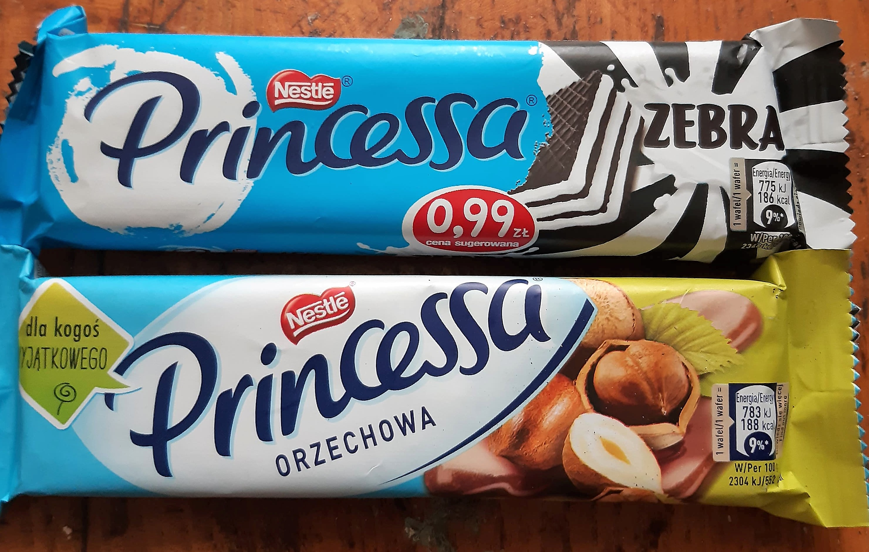 Nestle Princessa