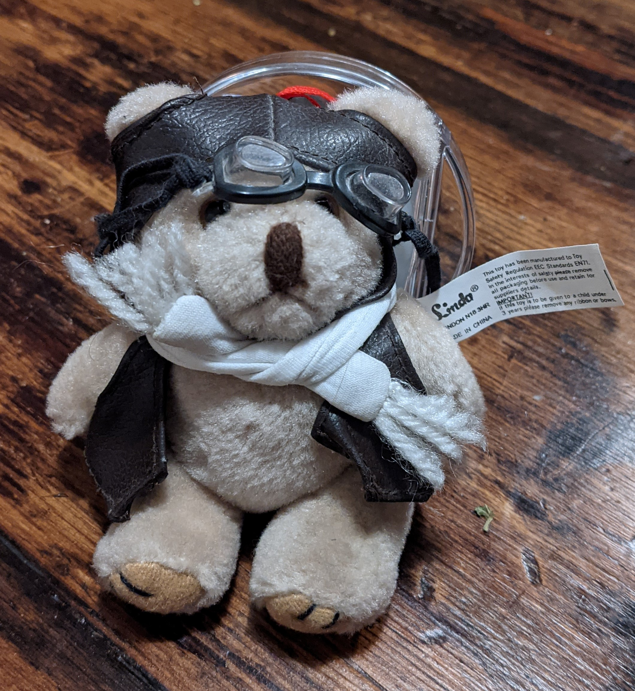 Tidy Teddy