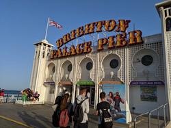 Brighton Pier Entrance