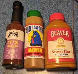 Mustards & Sauces