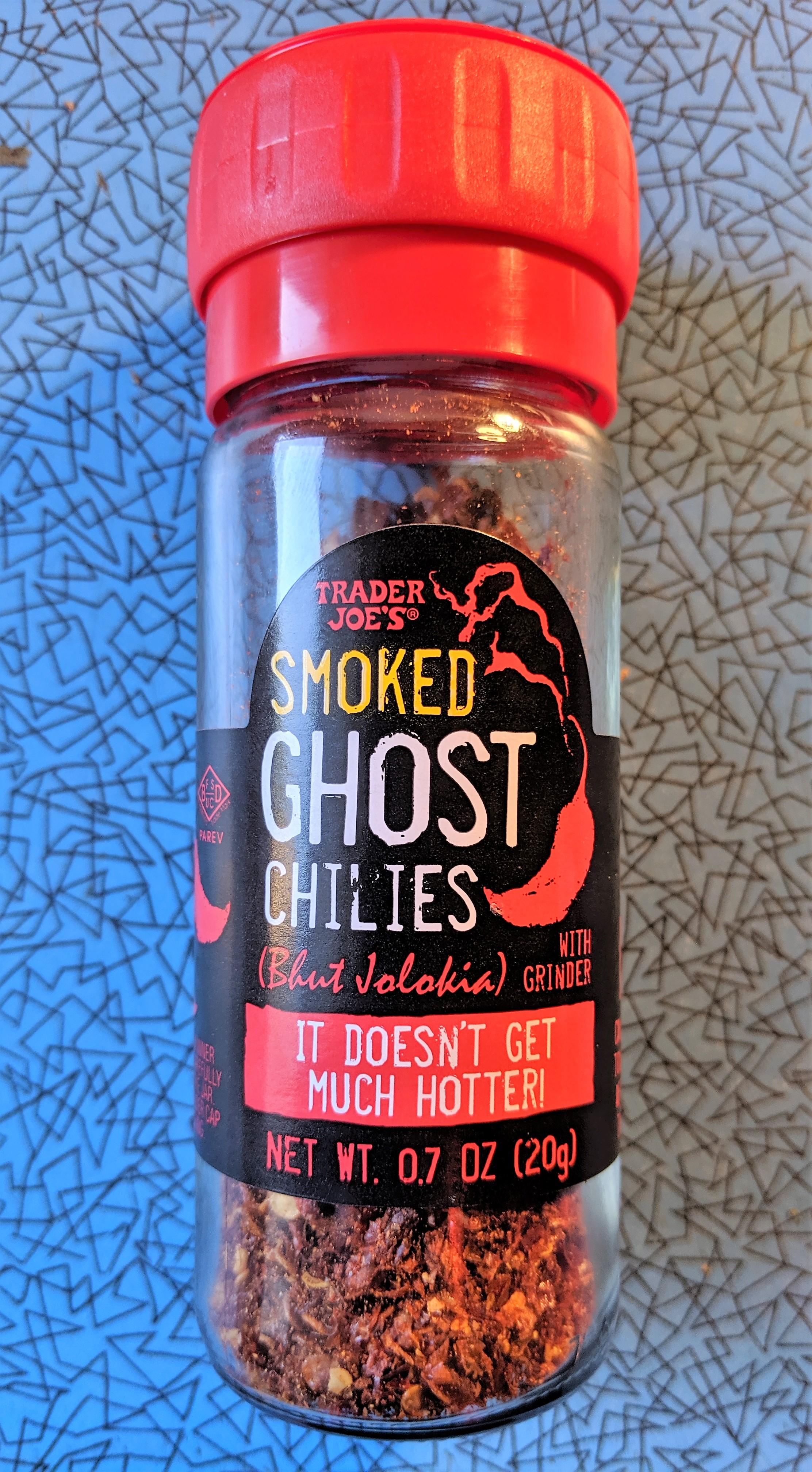 Smoked Ghost Chillis