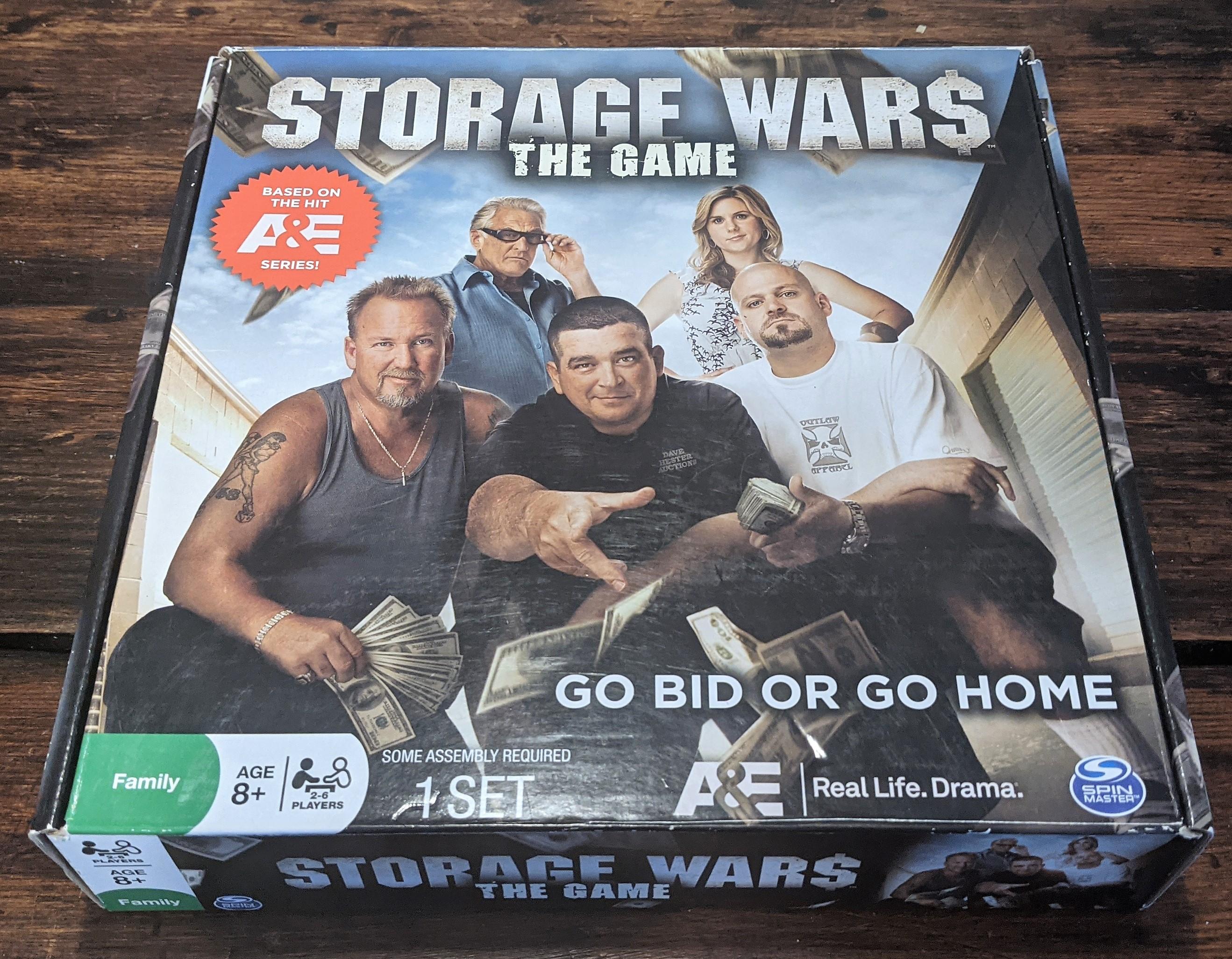 Storage Wars Game