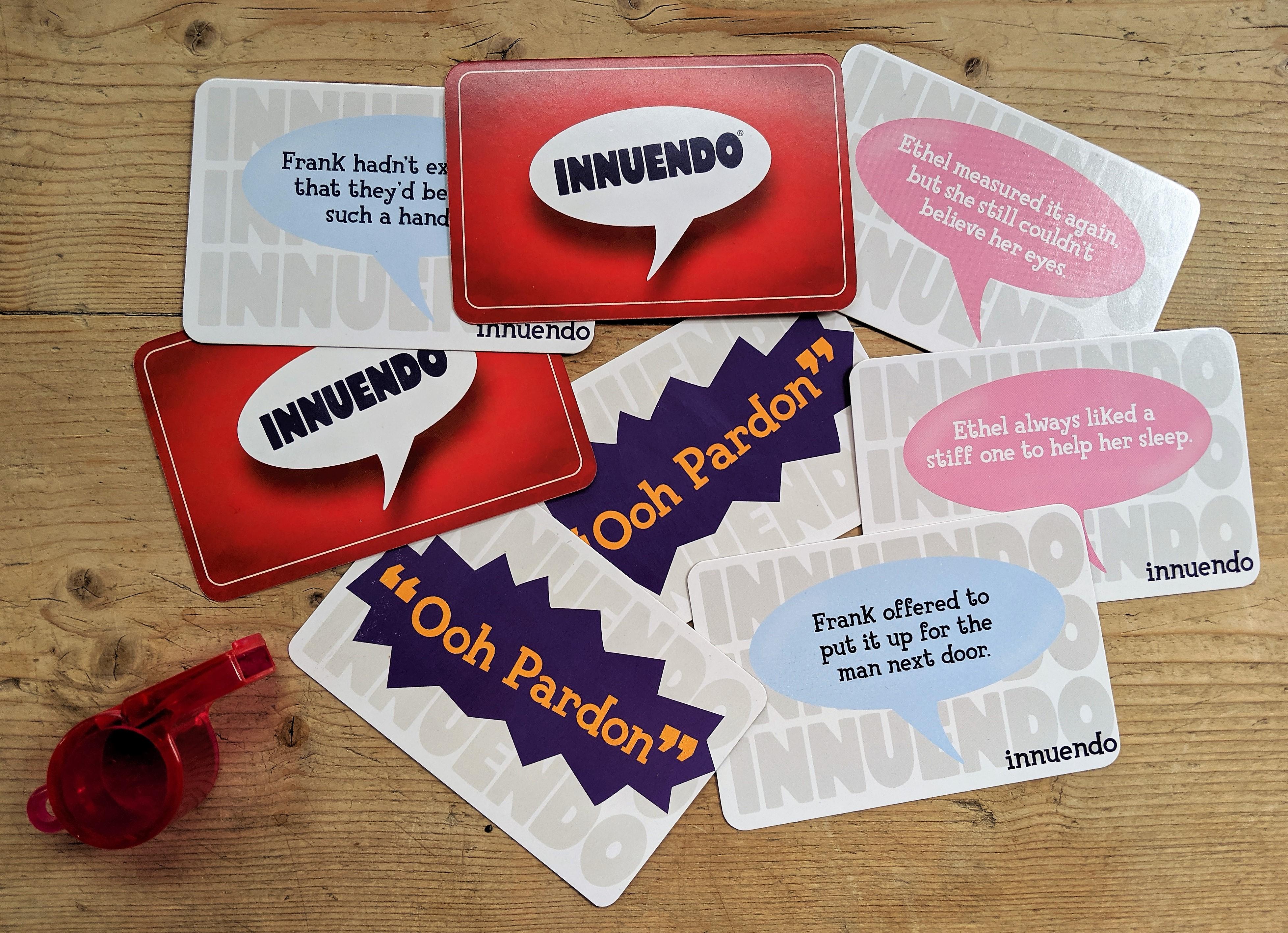 Innuendo Cards