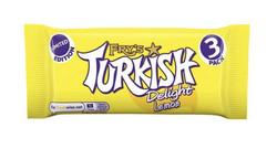 Lemon Turkish Delight