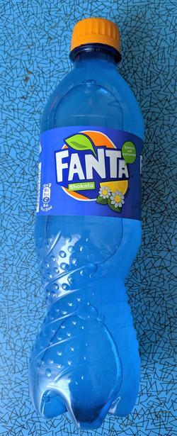 Blue Fanta