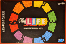 The Game Of Life Quarter Life Front