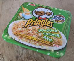 Sour Cream & Onion Pringle Noodles