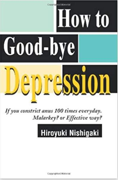 How To Good Bye Depression Front
