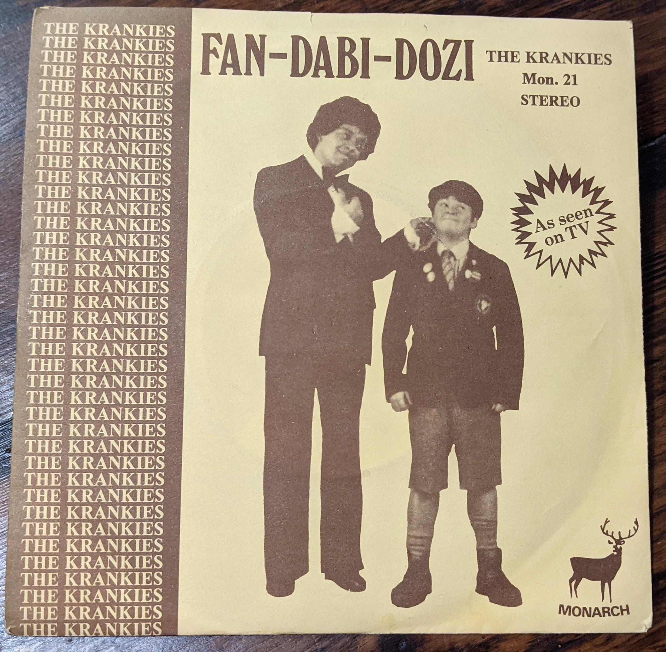 Fan Dabi Dozi Front