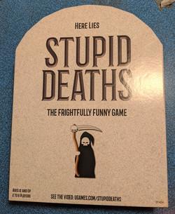 Stupid Deaths Box